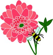 Beezy Blooms Logo 3 Final